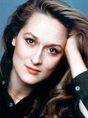 Atriz Meryl Streep - Coluna Como Hollywood trata suas estrelas