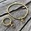 Thumbnail: Cherrylicious Gold Bracelet & Ring Set