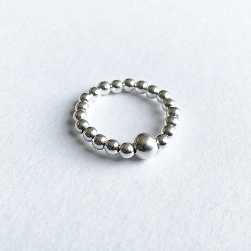 The Stacking Ring (Silver)
