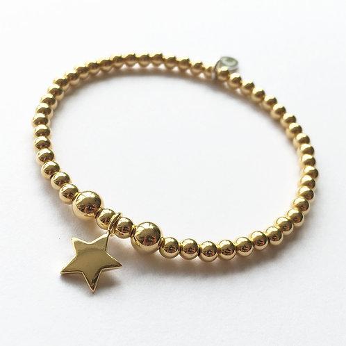 Celeste Gold Star