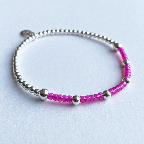 Pink-a-Colada (Silver)