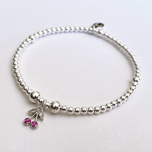 Cherrylicious Silver (Limited Edition)