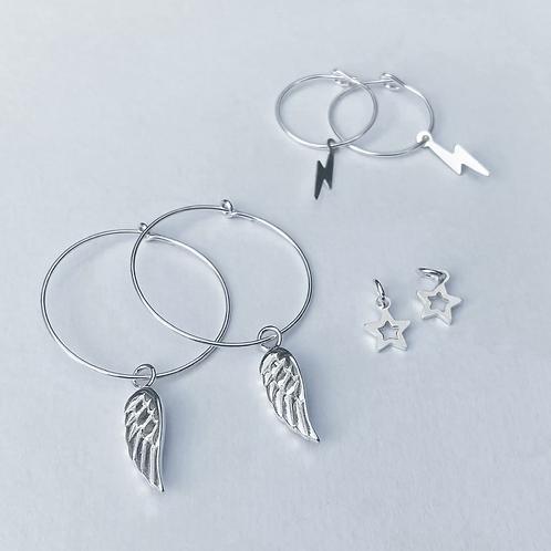 CC Ear Candy Pick 'n' Mix Kits (Silver)