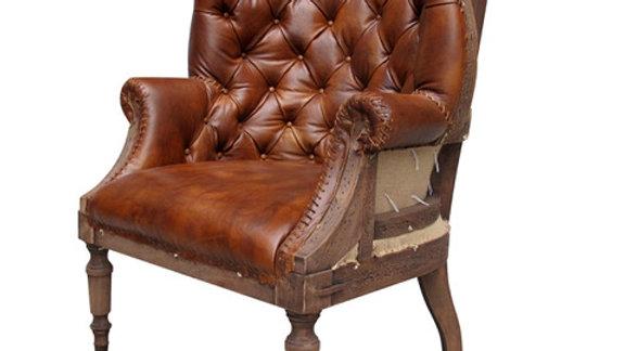 WELCH armchair