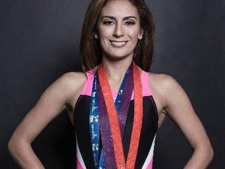 Paola Espinosa lamenta el 4° lugar de México en clavados