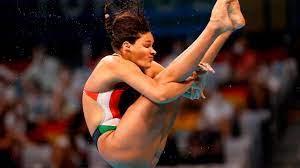Aranza Vázquez fuera de las medallas en trampolín de 3 metros