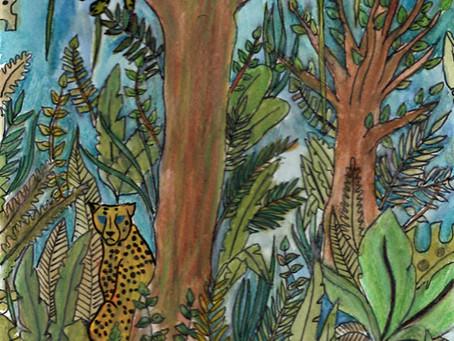 Une forêt remplie de mystères et de diversité :  la forêt tropicale !