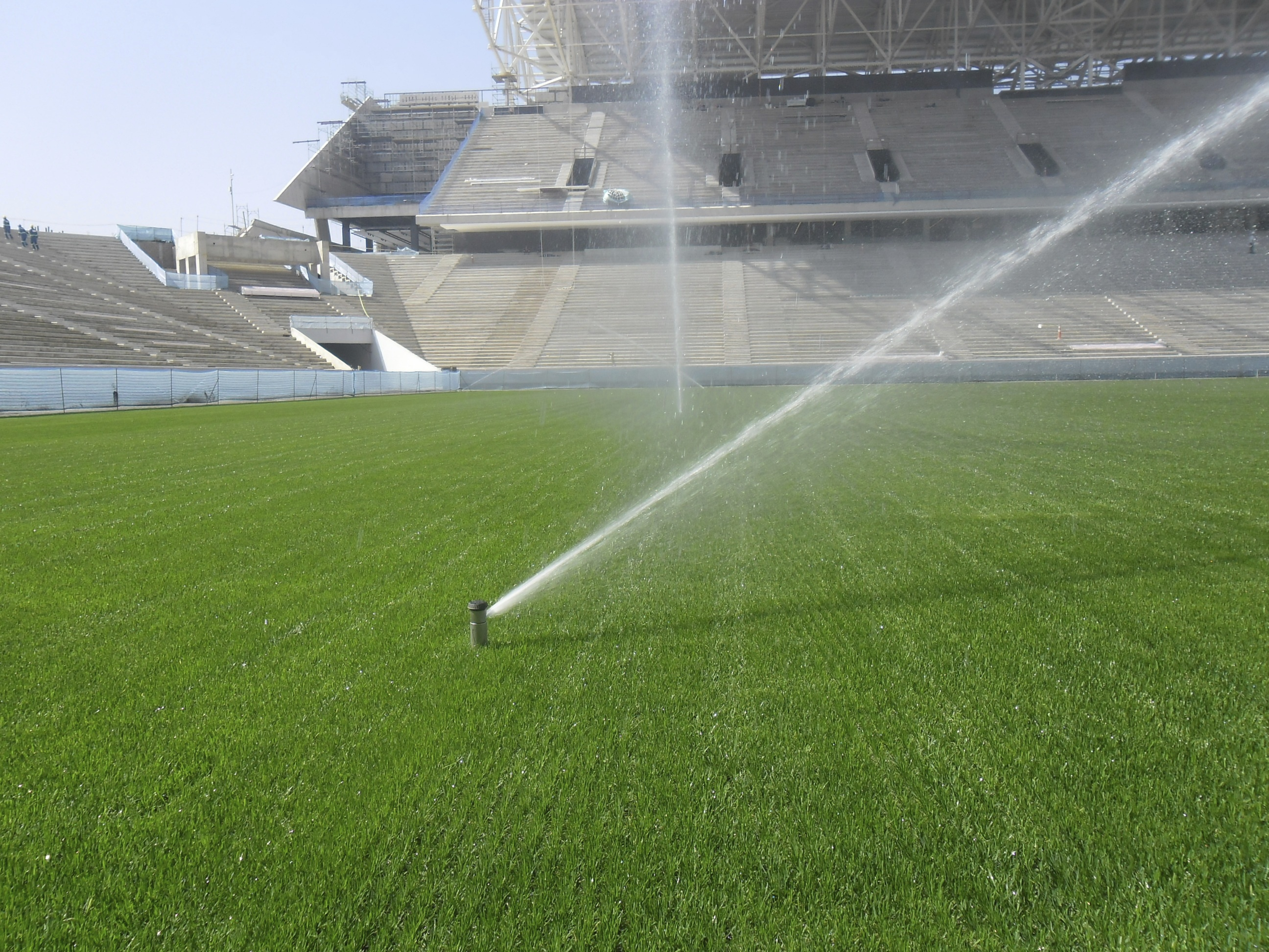 State of the art irrigation system