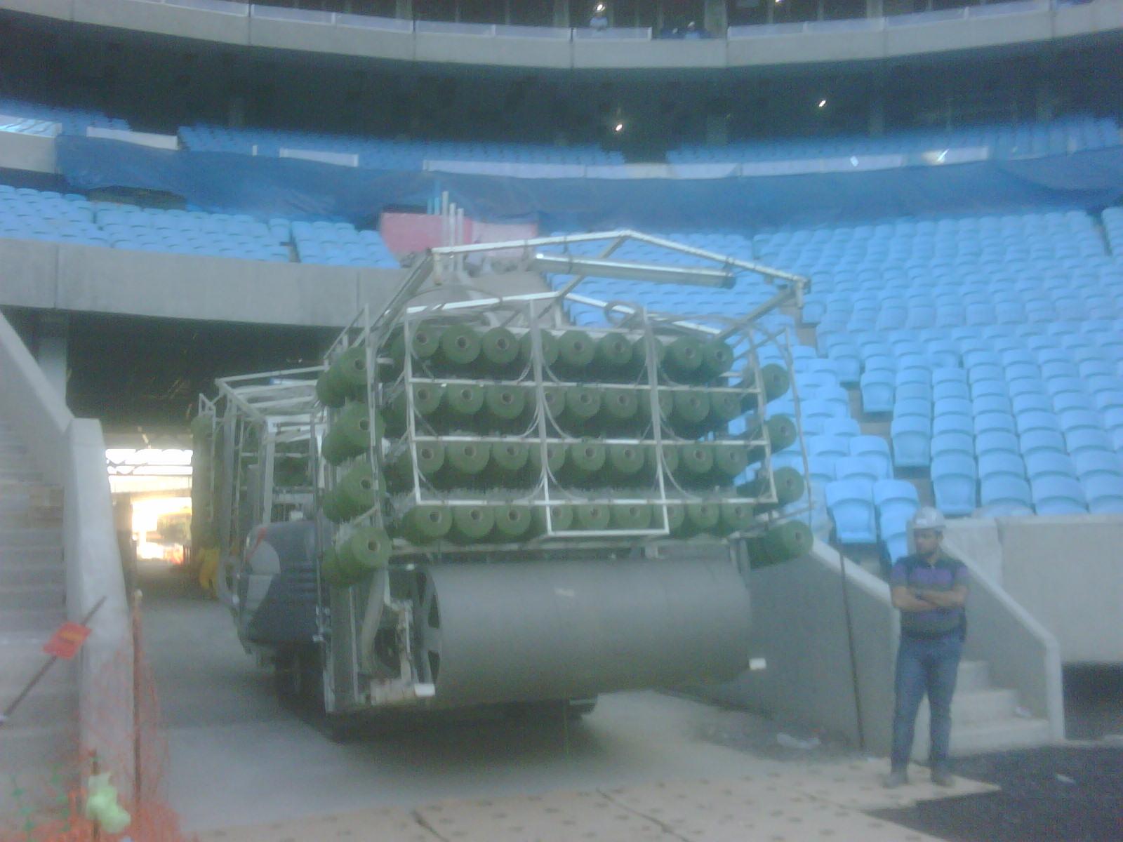 Grass Master Equipment
