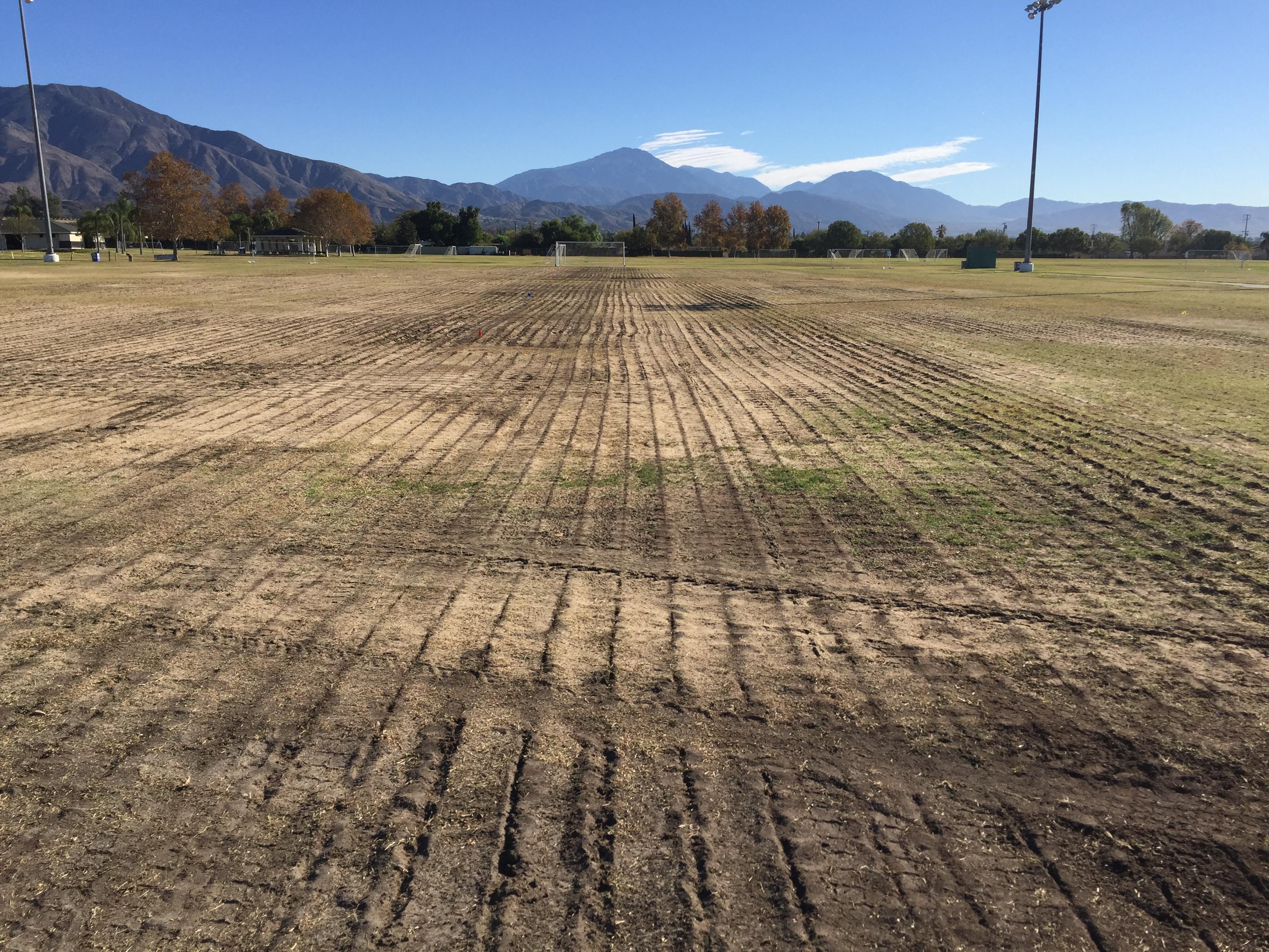 Soil decompaction