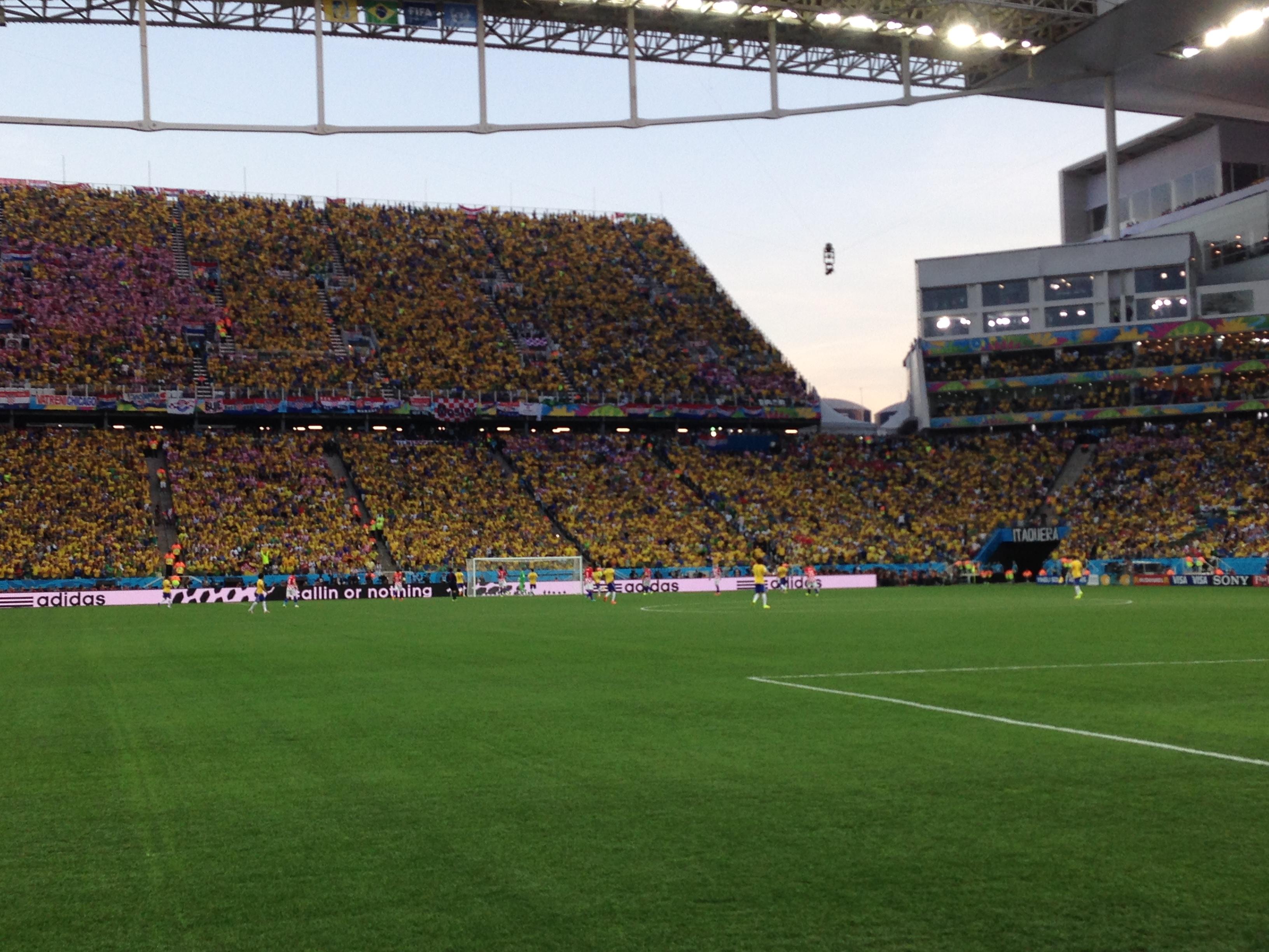 Inaugural Match FIFA World Cup 2014
