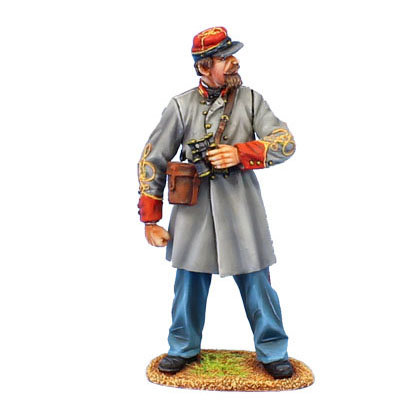 ACW091 - Confederate Artillery Officer