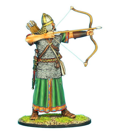ROM074 - Eastern Auxiliary Archer Standing Firing