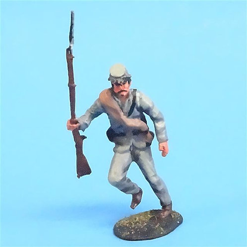 CORD-0883 Confederate Walking - ACW - Unknown Manufacturer - 54mm Metal - No Box