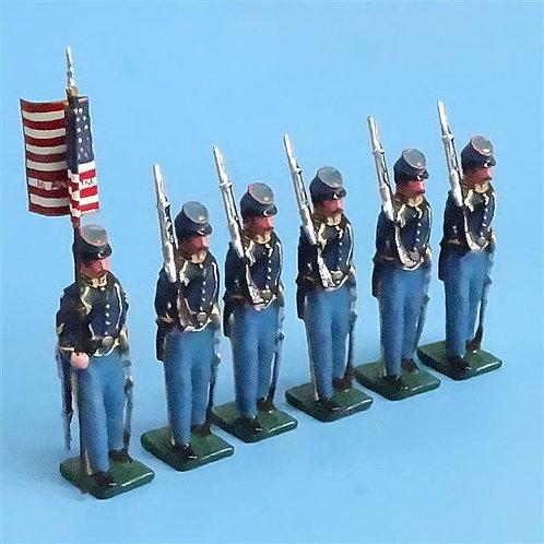 COWF-0017 - 2nd Missouri Volunteer Cavalry Regiment - Merril's Horse, Guidon