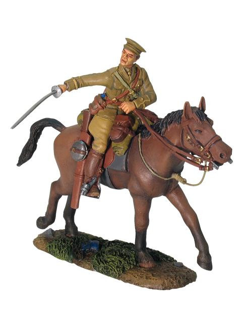 17667 - British 9th Lancer Officer, Captain Francis Grenfell, VC Recipient