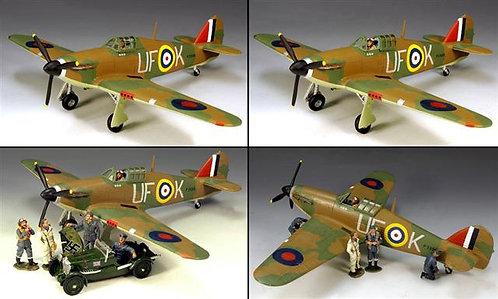RAF007 - Hawker Hurricane Mk.I