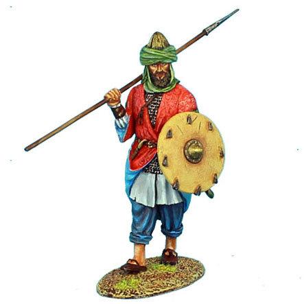 CRU079 - Mamluk Syrian Warrior Walking