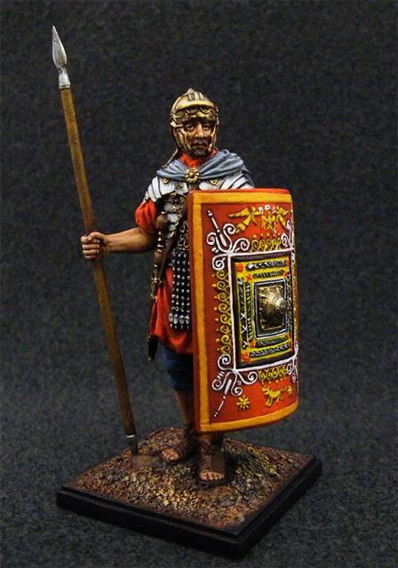 5127 - Roman Legionary, 2nd Century AD