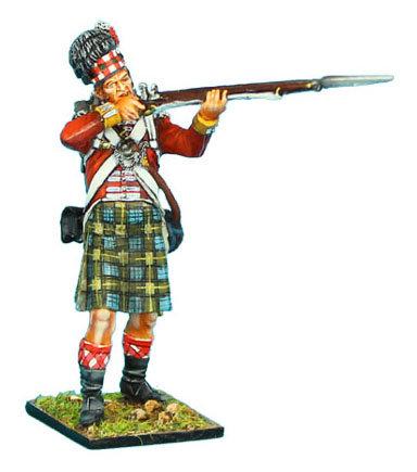 NAP0276 - 92nd Gordon Highlander Standing Firing