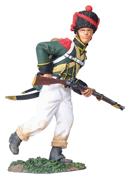 17965 - Nassau 2nd Carabinier Advancing No. 1