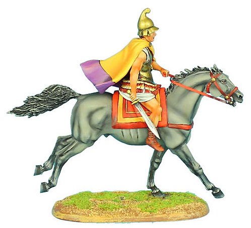 AG022 - Macedonian Hetairoi with Sword #4