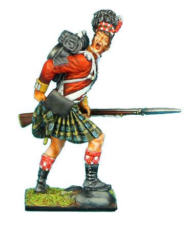 NAP0273 - 92nd Gordon Highlander Taunting the French