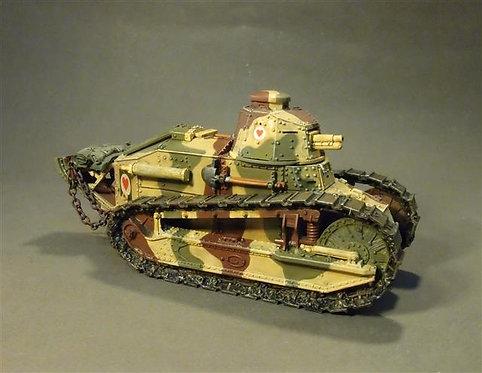 GWUS-07P - US Renault FT Puteaux SA 18, 37mm Gun 2nd Platoon, 1st Company