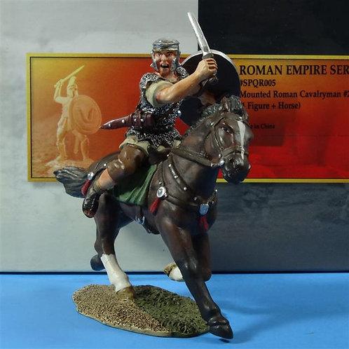 SPQR005 - Mounted Roman Cavalryman #2