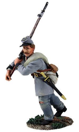 31261 - Confederate Infantry Texas Brigade Advancing No.2