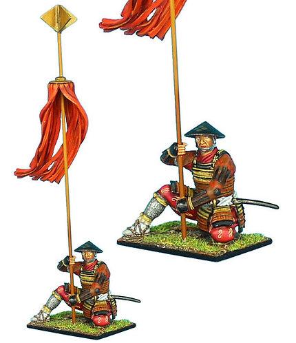 SAM033 - Samurai Standard Bearer - Takeda Clan - Nagashino 1575