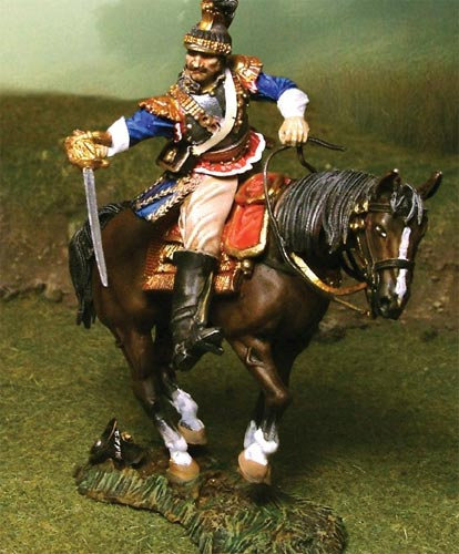 CS00317 - 10 Regt. Cuirassier Officer