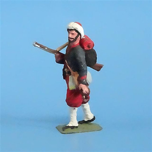 CORD-307 - Union Infantry Zouaves (1 Figure) - Unknown Manufacturer - 54mm Metal