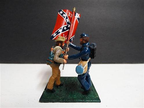 MI-172 - Hand to Hand, 33rd Virginia Regiment (Lone Eagle, No Box)