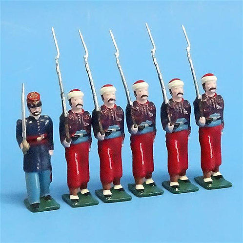 COWF-0053 - 114th Pennsylvania Volunteer Infantry Regiment  Collis' Zouaves