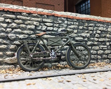 25052 - WWII German Bicycle