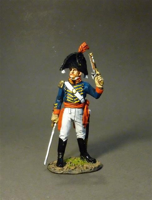 1812M-01 - Marine Officer  US Marine Corps, 1814  War of 1812