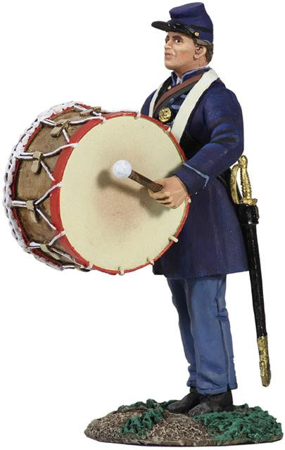 31205 - Union Infantry Bass Drummer No.1