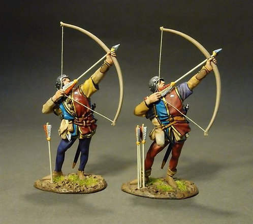 RYORK-15 - Yorkist Archers The Retinue of King Richard III