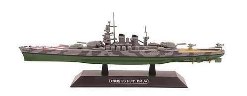 "EMGC25 - Italian Battleship Littorio – 1943  Length: 8.5"""