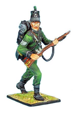 NAP0279 - British 95th Rifles Sergeant