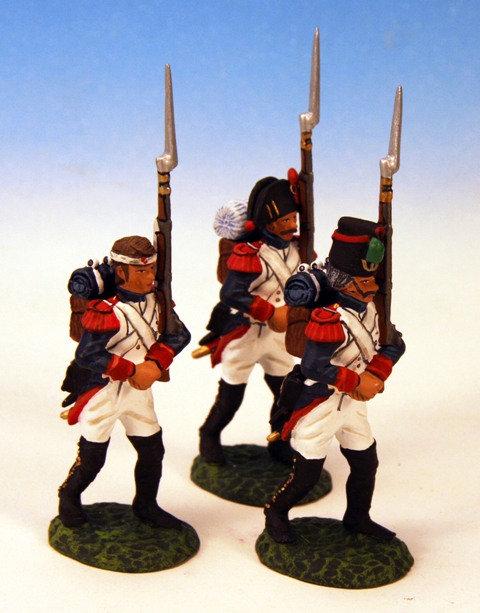 FOG.12 - 3 Marching, Set 2, Old Guard
