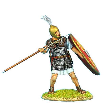 ROM064 - Caesarian Roman Legionary with Pilum