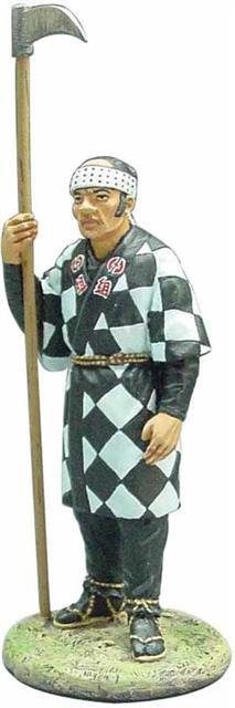 BOM017 - Firefighter, Japan 1858