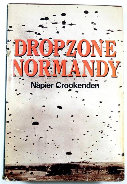 BK022 - Drop Zone Normandy by Napier Crookenden