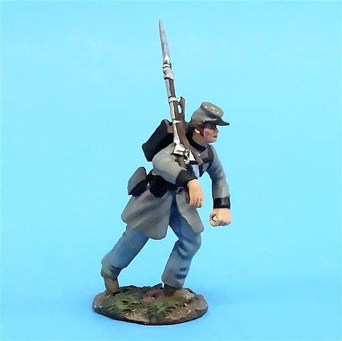 CORD-0561 - Confederate Texas Brigade at Right Shoulder (Set 31178) - ACW