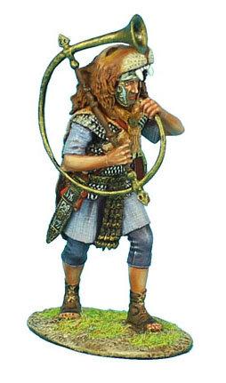 ROM097 - Imperial Roman Praetorian Guard Cornicen