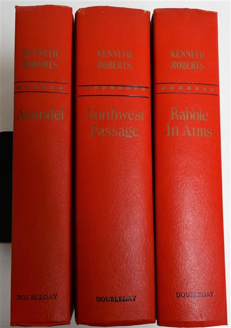 BK125 - Arundel - Northwest Passage - Rabble in Arms - Set by Kenneth Roberts