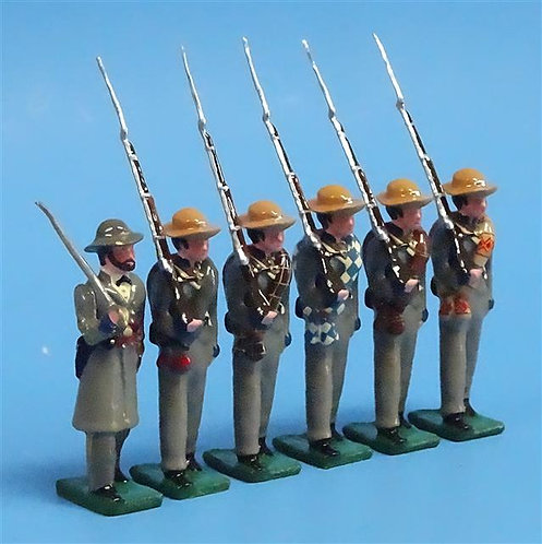 COWF-0107 - 20th Tennessee Volunteer Infantry Regiment  1861
