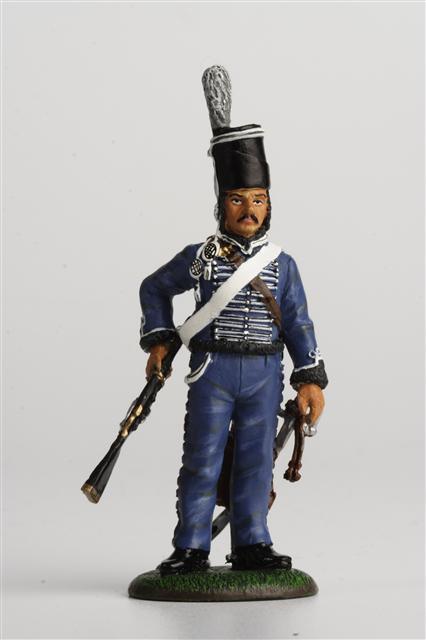 SNP024 - Trooper, Prussian Hussar Regt. No. 7, 1806